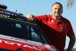Yves Matton, Direktör, Citroën World Rally Team