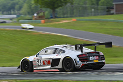 #23 M1GT Racing Audi R8 LMS Ultra: James Dayton, Larry Pegram