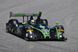 #20 BAR1 Motorsports ORECA FLM09: Don Yount, Buddy Rice