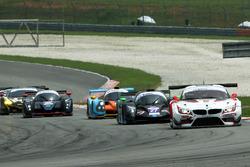 #92 Team AAI BMW Z4 GT3: Chi Huang, Ollie Millroy