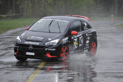 Thierry Kilchenmann, Opel Corsa OPC, Belwag Racing Team