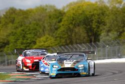 #97 Oman Racing Team with TF Sport, Aston Martin V12 GT3: Джонні Адам