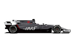 Haas Monaco renk düzeni