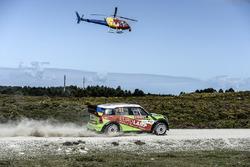 Валерий Горбань и Сергей Ларенс, Mini John Cooper Works WRC, Eurolamp World Rally Team