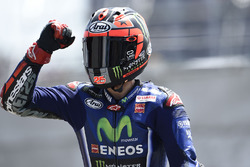 Winner Maverick Viñales, Yamaha Factory Racing