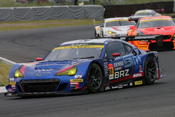#61 R&D Sport Subaru BRZ: Takuto Iguchi, Hideki Yamauchi
