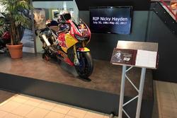 Verkeersongeluk Nicky Hayden