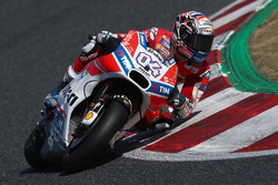 MotoGP-Test in Barcelona, Mai