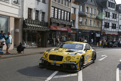№37 Bentley Team Abt, Bentley Continental GT3: Кристофер Брюк, Нико Вердонк, Кристиан Менцель, Кристер Йонс