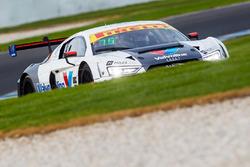 #75 Audi R8 LMS: Tim Miles; Jaxon Evans