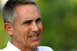 Martin Whitmarsh, Team McLaren Mercedes