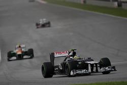 Bruno Senna, Williams F1 Team