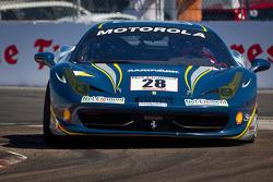 #28 Ferrari of Beverly Hills 458CS: Jon Becker