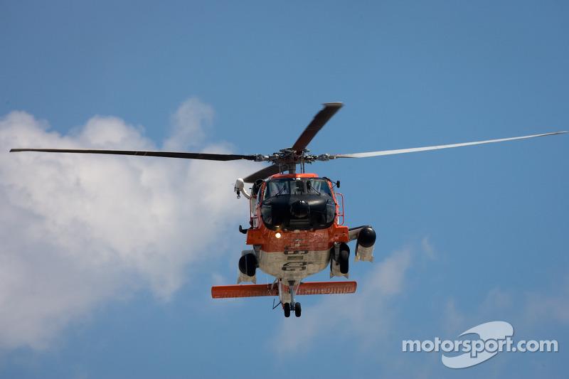 Helikopter flyover