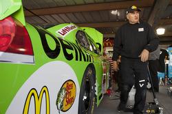 Jamie McMurray, Earnhardt Ganassi Racing Chevrolet crew member