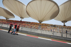 Charles Pic, Marussia F1 Team op het circuit