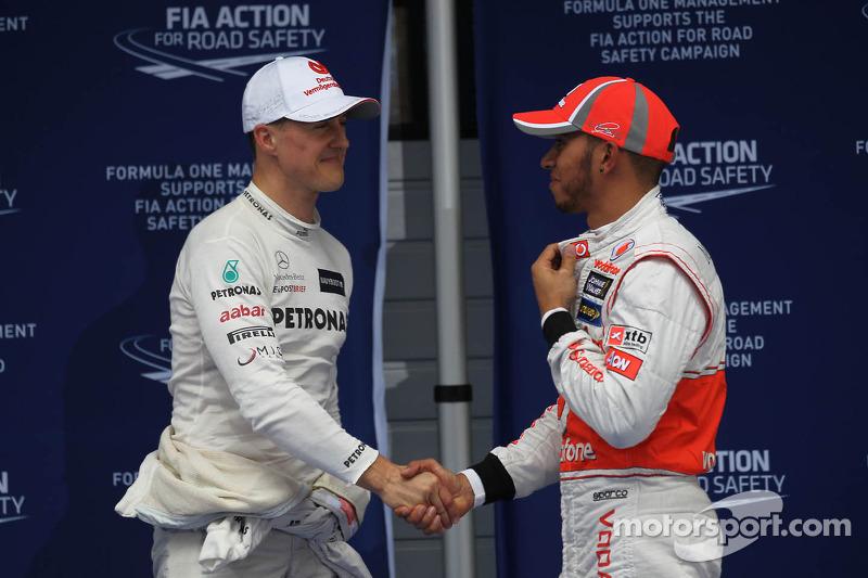 Los grandes ganadores de la carrera son Michael Schumacher y Lewis Hamilton, con cinco victorias cada uno. Schumi ganó en 2000, 2003, 2004, 2005 y 2006 en Indy, Hamilton ganó en 2007 en Indy y en 2012, 2014, 2015 y 2016 en Austin.