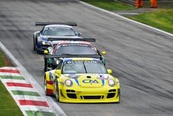 #7 ARC Bratislava Porsche 997 GT3 R:  Miroslav Konopka, Stefano Crotti, Zdeno Mikulasko