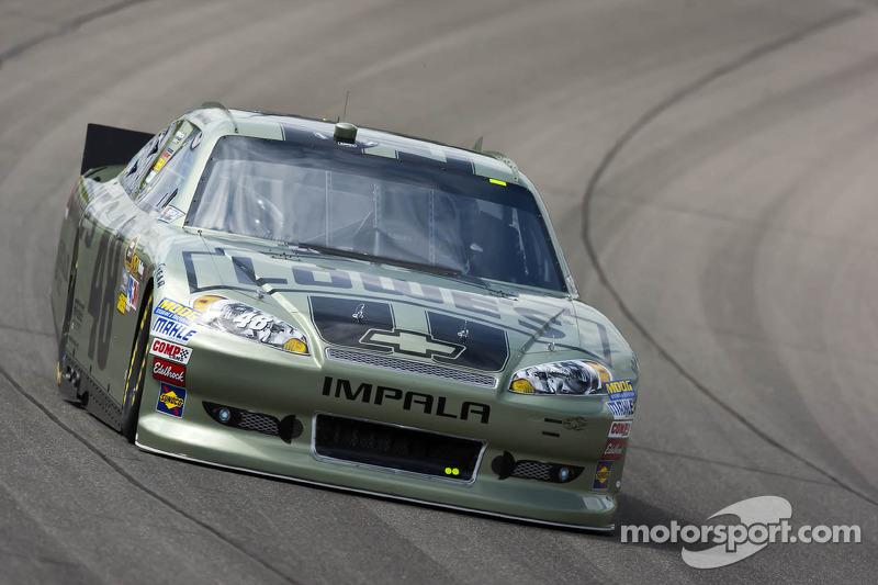 Jimmie Johnson, Hendricks Motorsports Chevrolet