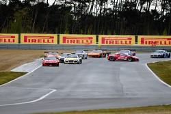Race Start Chaos
