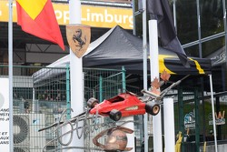 Gilles Villeneuve memorial