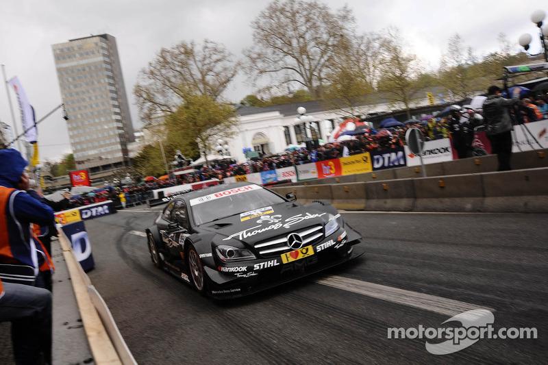 Gary Paffett, HWA AMG Mercedes C-Coupe