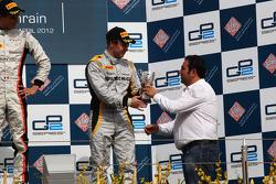 Podium: third place Davide Valsecchi