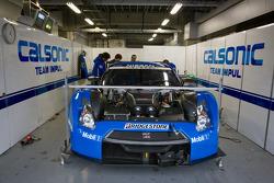 #12 Team Impul Nissan GT-R