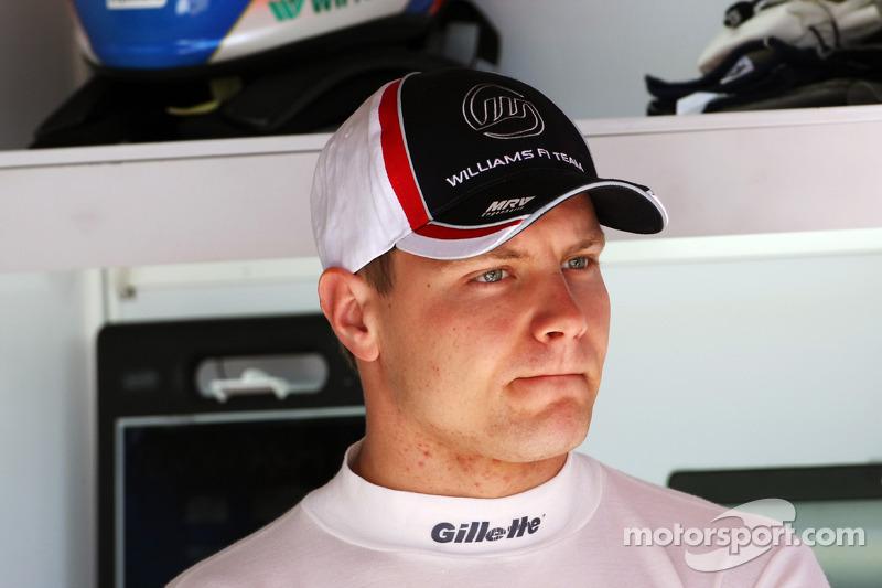 А Валттери Боттас был тестером Williams и в Ф1 еще не дебютировал