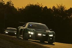 №29 Audi Sport Team Land-Motorsport, Audi R8 LMS: Кристофер Мис, Коннор де Филиппи, Маркус Винкельхок, Кельвин ван дер Линде