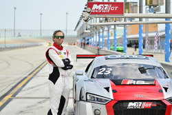 #23 MP1A Audi R8 GT3, James Dayson, M1GT