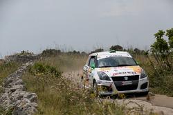 Suzuki Rally Trophy: Salento