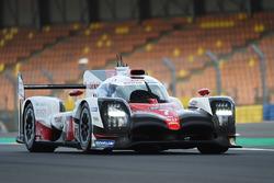 Le Mans Haziran özel testi