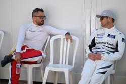 Alessandro Balzan, Scuderia Corsa, Townsend Bell