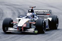 Stéphane Sarrazin, Minardi M01