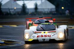 Янник Дальма, Дерек Уорвик и Марк Бланделл, Peugeot 905 Evo 1