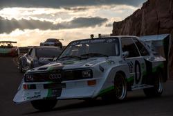 №0 Audi Quattro S1E2: Дэвид Роу