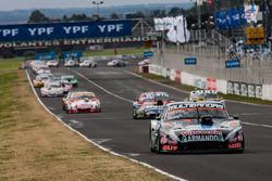 Christian Ledesma, Las Toscas Racing Chevrolet, Juan Martin Trucco, JMT Motorsport Dodge, Sergio Alaux, Donto Racing Chevrolet