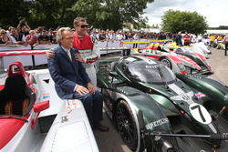 Tom Kristensen, and Lord Charles March