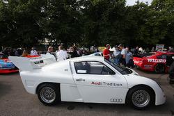 Hannu Mikkola, Audi RS002