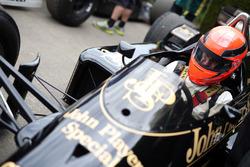 Ли Моул, Lotus 97T