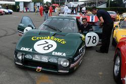 Анетт Мейсон, Ferrari 512BB
