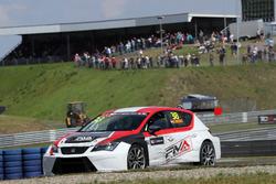 Danny Kroes, Ferry Monster Autosport, SEAT León TCR