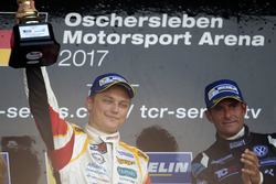 Podyum: 2. Mato Homola, DG Sport Compétition, Opel Astra TCR