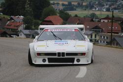 Nicolas Bührer, BMW M1, Swiss Historic Racing Team