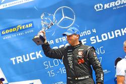 Kiss Norbert második győzelme a Slovakiaringen