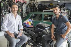 Cihangir Perperik, Motorsport.com Türkiye Direktörü, Kenan Sofuoğlu, WSSP Şampiyonu