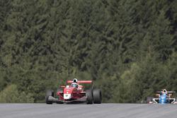 Е Ифэй, Josef Kaufmann Racing