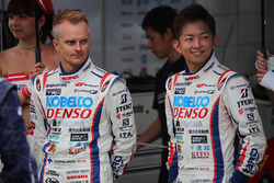 Heikki Kovalainen, Kohei Hirate #1 DENSO KOBELCO SARD LC500
