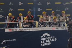 4 Ore del Red Bull Ring, conferenza stampa